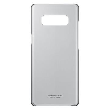 SAMSUNG GALAXY Note 8 薄型透明背盖(PC材质) - 黑色(EF-QN950CBEGWW)