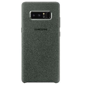 SAMSUNG GALAXY Note 8 Alcantara麂皮背盖 - 绿色(EF-XN950AKEGWW)