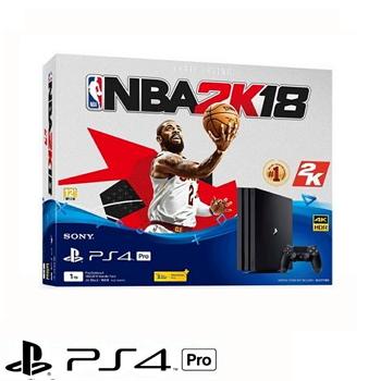 【同捆組】PS4 Pro NBA 2K18
