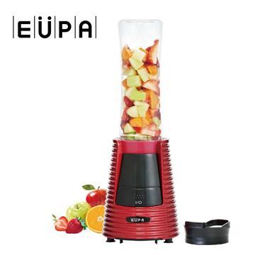 【福利品】EUPA隨行杯果汁機(紅)