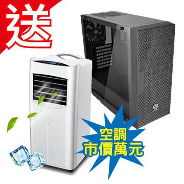 曜越 i5-7400 GTX1060電競準系統專案機 送空調