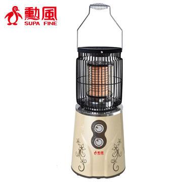 勳風360度熱循環陶瓷電暖器