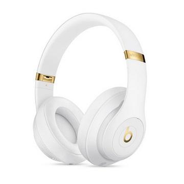 Beats Studio3 Wireless 頭戴式耳機-白(MQ572ZP/A)