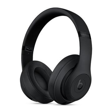 Beats Studio3 Wireless 头戴式耳机-雾面黑(MQ562ZP/A)