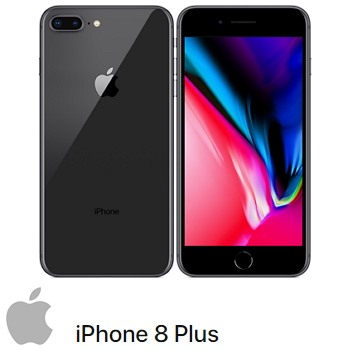 【64G】iPhone 8 Plus 太空灰(MQ8L2TA/A)