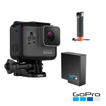 GoPro HERO5+漂浮手把+电池(CHDHX-502)