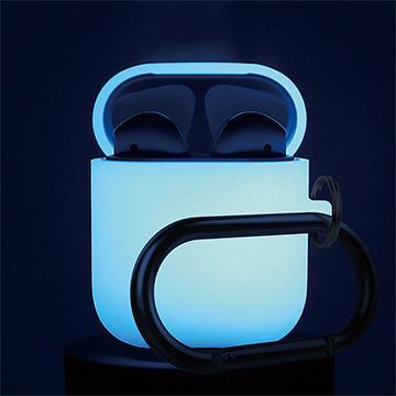 【AirPods】elago s隨身扣環保護套-夜光