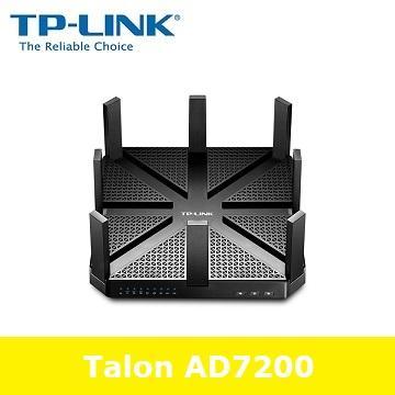 TP-LINK Talon AD7200多頻Wi-Fi路由器