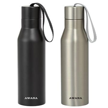 AWANA不鏽鋼真空保溫瓶-經典限量雙瓶組