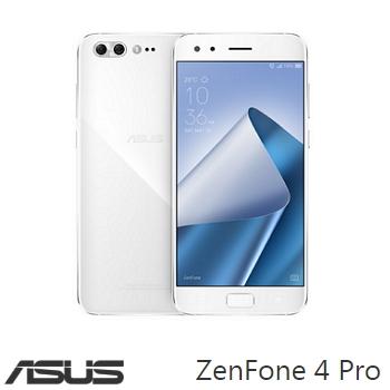 【6G / 64G】ASUS ZenFone 4 Pro 5.5吋八核心智慧型手機 - 月光白(ZS551KL白)