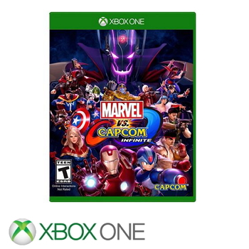 XBOX ONE 漫威英雄大战卡普空:无限  Marvel vs. Capcom: Infinite-亚中版