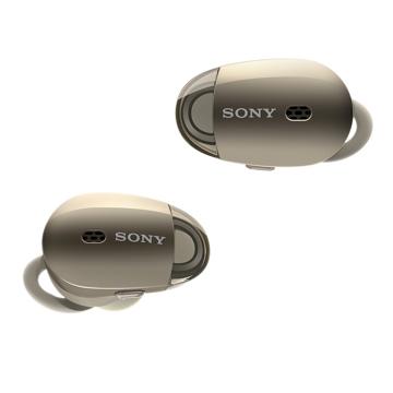 SONY WF-1000X真无线降噪入耳式耳机-香槟金(WF-1000X/N)