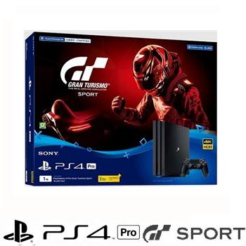 【同捆組】PS4 Pro 跑車浪漫旅 競速 GT Sport