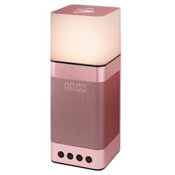 T.C.STAR LED/藍牙揚聲器(TCS1140RG(玫瑰金))