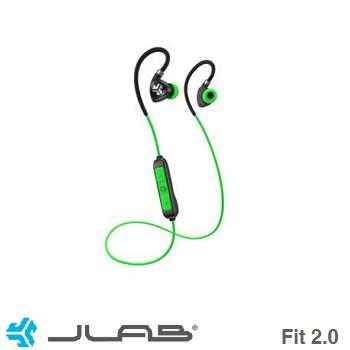 JLab Fit 2.0蓝牙运动耳机-绿(EBFIT2)
