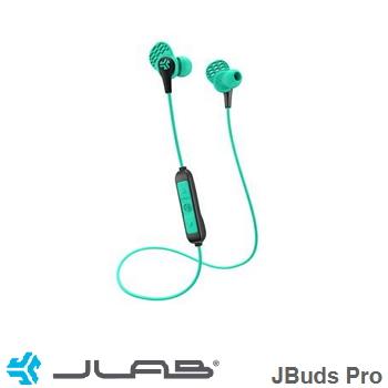 JLab JBuds Pro蓝牙运动耳机-青(JBUDSPROBT)