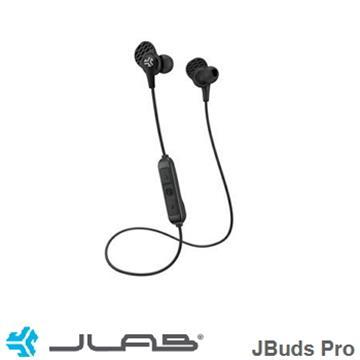 JLab JBuds Pro蓝牙运动耳机-黑(JBUDSPROBT)