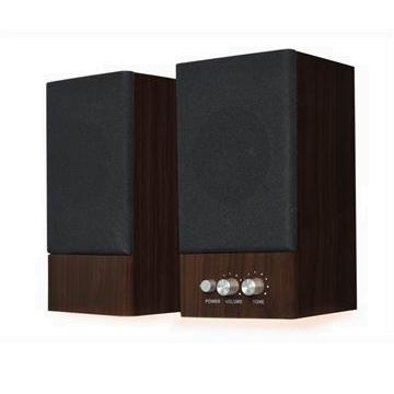 JS 木匠之音-二件式全木質喇叭