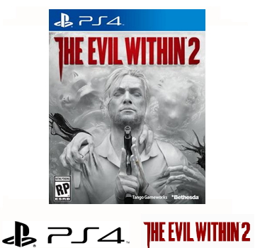 PS4 邪灵入侵 2 The Evil Within 2 (中文版)