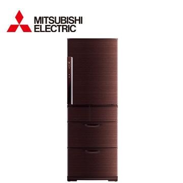 MITSUBISHI 525公升瞬冷冻五门变频冰箱 MR-BXC53X-BR