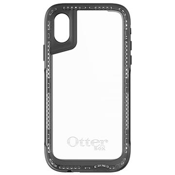 【iPhone X】OtterBox Pursuit防摔殼-透黑
