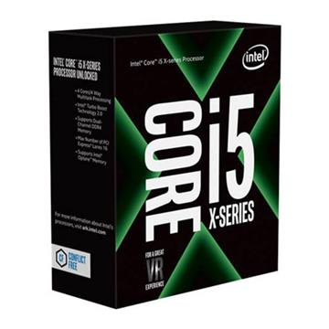 Intel CPU Core i5-7640X(超頻)
