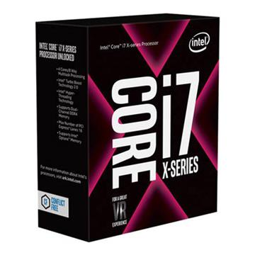 Intel CPU Core i7-7740X(超頻)
