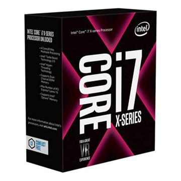 Intel CPU Core i7-7820X(超頻)