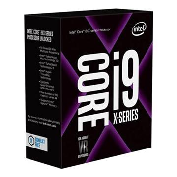 Intel CPU Core i9-7900X(超頻)