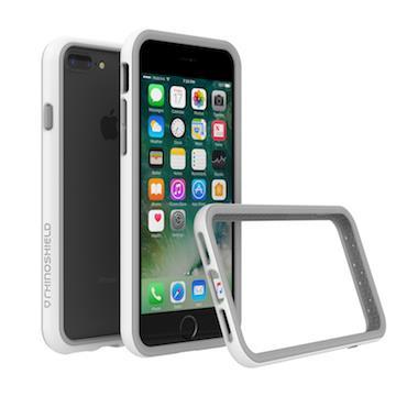 【iPhone 8 Plus / 7 Plus】RHINO SHIELD 犀牛盾防摔邊框 - 白色
