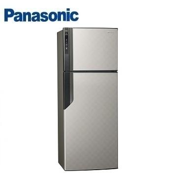Panasonic 485公升雙門變頻冰箱(NR-B489GV-S(銀河灰))