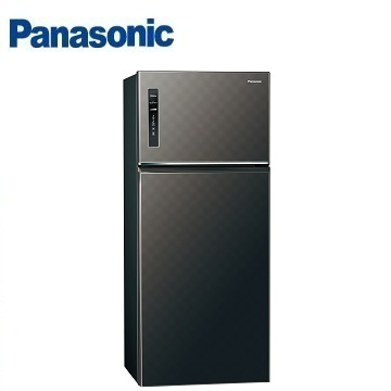 Panasonic 579公升雙門變頻冰箱(NR-B589TV-K(星空黑))
