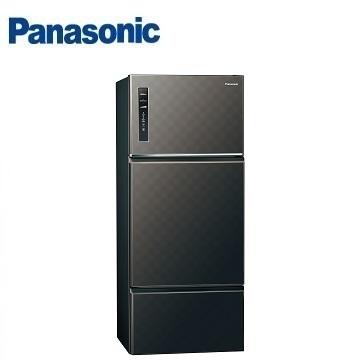 Panasonic 481公升三門變頻冰箱