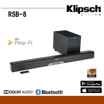 Klipsch 4K/Wi-Fi微型劇院