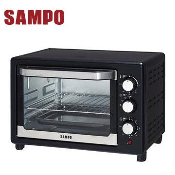 聲寶20L電烤箱