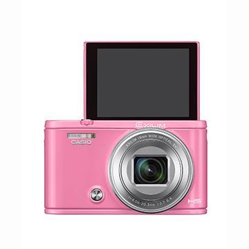 CASIO EX-ZR5100PK 數位相機-粉紅
