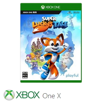XBOX ONE 萌狐历险记 Super Lucky's Tale(FTP-00030)