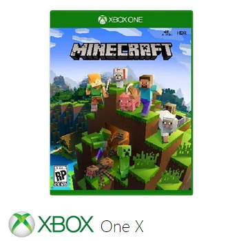 【4K版】XBOX ONE 我的世界 Minecraft Super Plus Pack