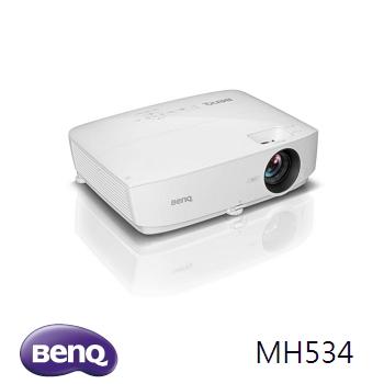 BENQ MH534 1080p節能高亮三坪機