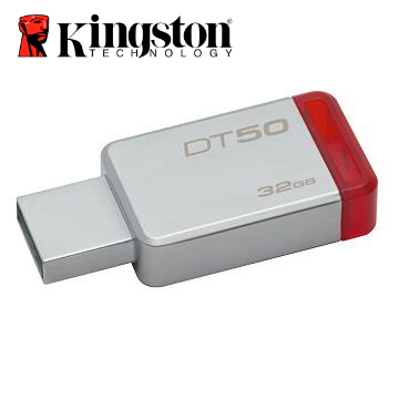 【32G】Kingston金士頓DataTraveler50 USB 3.1隨身碟