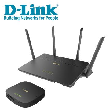 D-Link AC3900 Covr-3902 全覆蓋家用Wi-Fi系統(COVR-3902)