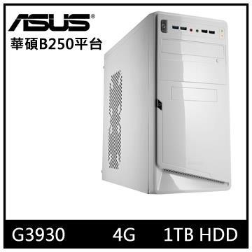 華碩B250平台[烽火戰士]雙核電腦