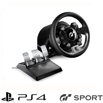 SONY PS4 THRUSTMASTER T-GT 旗艦級力回饋方向盤