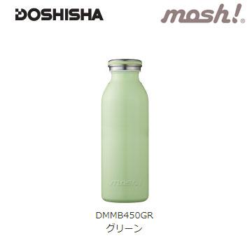 Doshisha MOSH 450ml保温瓶-薄荷绿(LSDSDMMB450MGR)