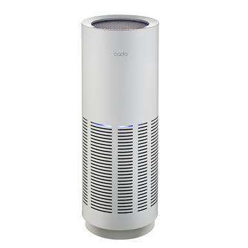 cado 11坪藍光觸媒空氣清淨機-珍珠白