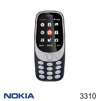 NOKIA 3310 - 炭黑