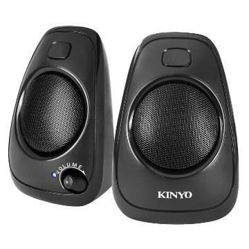 KINYO US-207多媒體音箱