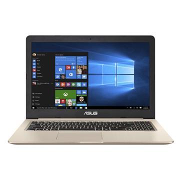 ASUS N580VD 笔记型电脑(i7/1T+128S)冰柱金(N580VD-0191A7700HQ)