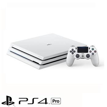 【1TB】PS4 Pro 主機 - 冰河白(CUH-7117BB02)