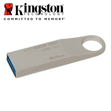【64G】金士頓Kingston DataTraveler SE9 G2隨身碟